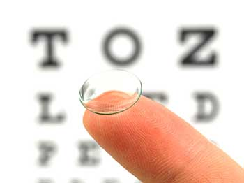 Contact Lens Related Infections in Mechanicsburg